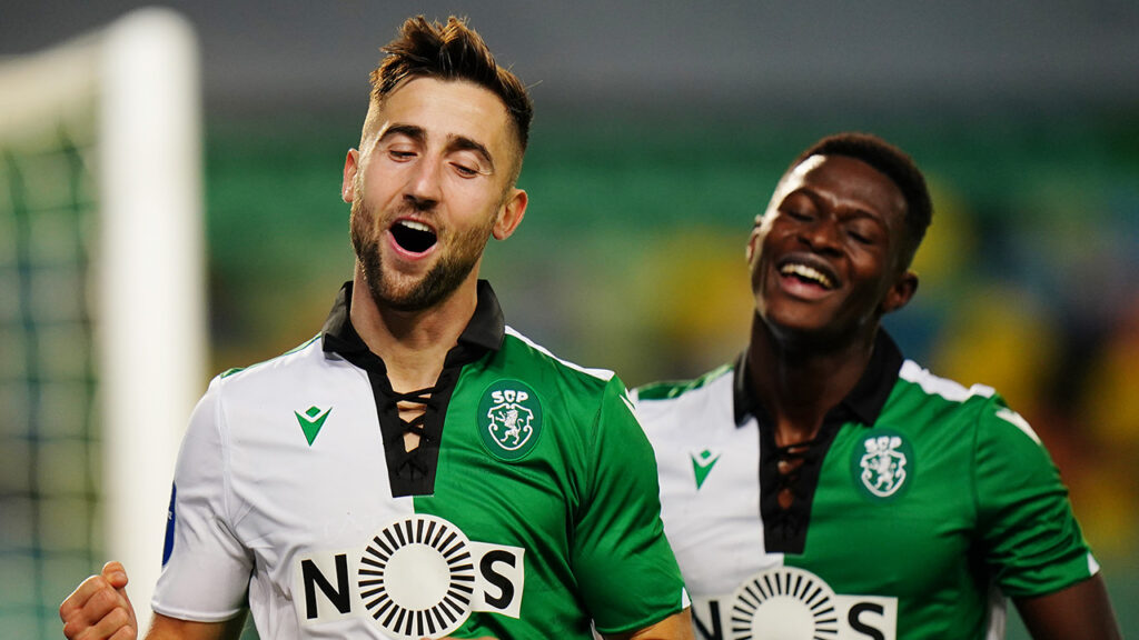 Nuno Mendes e Sporar podem jogar na final da Taça da Liga